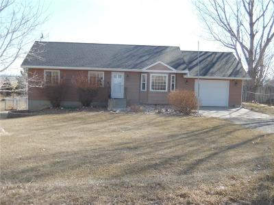 Billings Single Family Home For Sale: 5001 Middle Valley