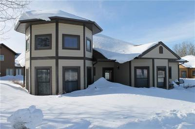 Red Lodge MT Condo/Townhouse Contingency: $297,500
