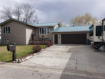 Billings Single Family Home For Sale: 1736 Janie Street