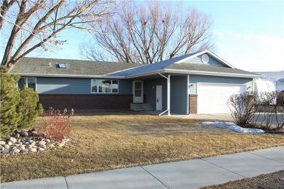 Billings Single Family Home For Sale: 3427 Lynn Ave