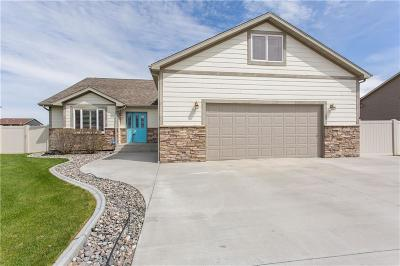 Billings Single Family Home For Sale: 2675 Sagesprings Circle