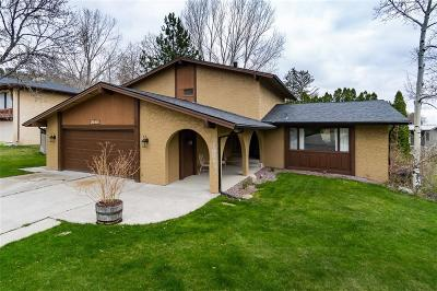 Billings Single Family Home For Sale: 3025 Gloxinia Drive