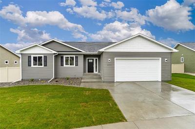 Billings Single Family Home For Sale: 2992 W Copper Ridge Loop