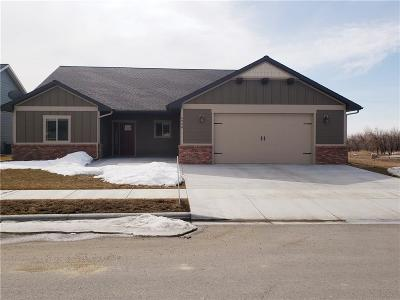 Billings Single Family Home For Sale: 5238 Amherst Drive