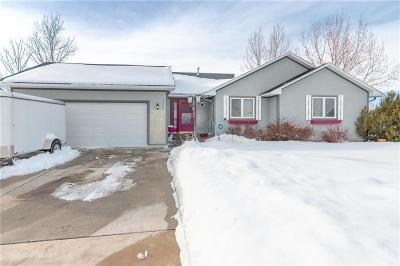 Billings Single Family Home Contingency: 2338 Saint Andrews