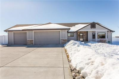 Billings Single Family Home For Sale: 3370 La Paz Drive