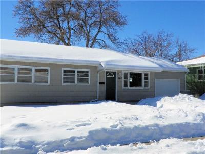 Single Family Home Contingency: 4416 Jansma Ave