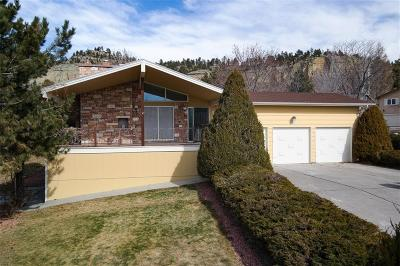 Billings Single Family Home For Sale: 3907 Audubon Way