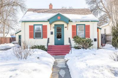 Billings Single Family Home Contingency: 608 Burlington Avenue