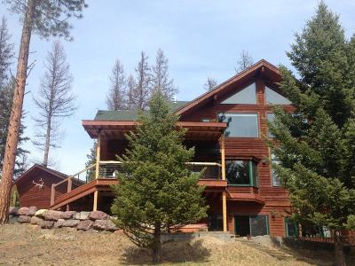 Single Family Home For Sale: 613 Daisy Lane, Seeley Lake