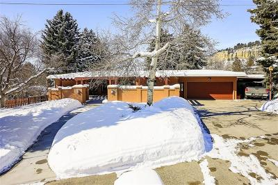 Billings Single Family Home For Sale: 3016 Brentwood Ln