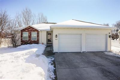 Laurel Single Family Home Contingency: 1003 Golden Spike Circle