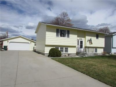 Yellowstone County Single Family Home For Sale: 1139 Crist Drive