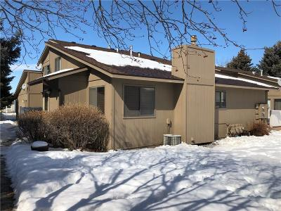 Billings Condo/Townhouse For Sale: 3274 Granger Avenue E #I6
