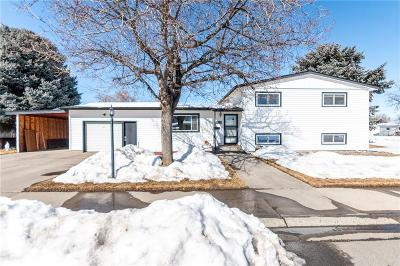 Single Family Home Contingency: 1415 Miles Avenue