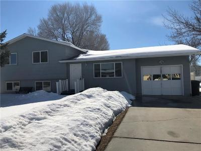 Billings Single Family Home Contingency: 2810 Lewis Avenue