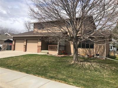 Billings Single Family Home For Sale: 3111 S Daffodil Dr