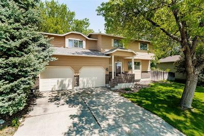 Billings Single Family Home For Sale: 4509 Audubon Way