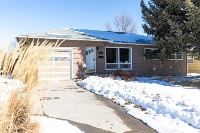 Billings Single Family Home Contingency: 1841 Avenue F