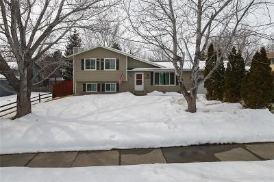 Billings Single Family Home Contingency: 1320 Valley Forge Street