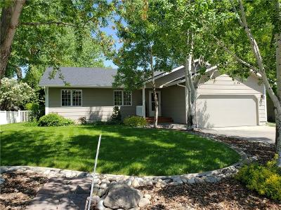 Billings Single Family Home For Sale: 2323 Green Valley Drive