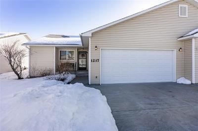 Billings Single Family Home For Sale: 1217 Twain Street