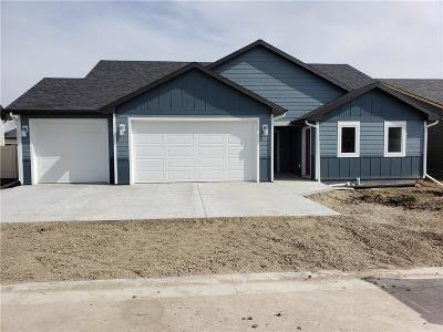 Billings Single Family Home Contingency: 1217 Daylight Lane
