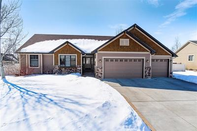 Billings Single Family Home For Sale: 4330 Rangeview Drive