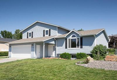 Yellowstone County Single Family Home Contingency: 2153 Saint Andrews
