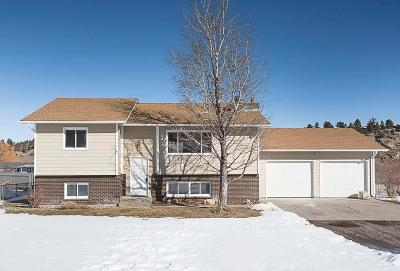 Billings Single Family Home For Sale: 1519 Sage Drive