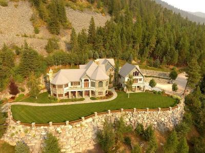 Single Family Home For Sale: 31572 Lake To Sky Rd, Bigfork