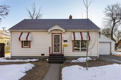 Laurel MT Single Family Home For Sale: $162,000