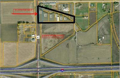 Hardin MT Residential Lots & Land For Sale: $105,319