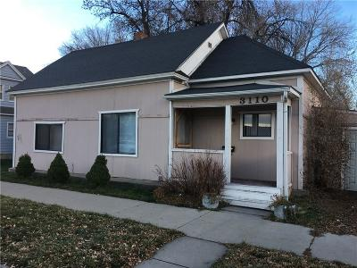 Billings MT Single Family Home For Sale: $91,900