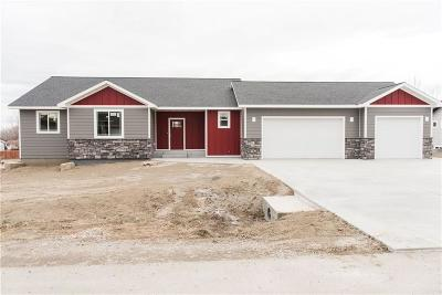 Yellowstone County Single Family Home For Sale: 3505 San Marino Drive