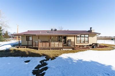 Billings Single Family Home For Sale: 6607 Us Highway 312