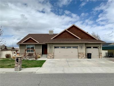 Billings Single Family Home For Sale: 5813 Kit Lane S