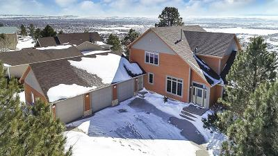 Billings Single Family Home Contingency: 4706 Arapaho Lookout