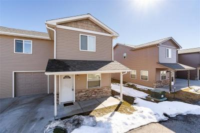 Billings MT Condo/Townhouse For Sale: $169,900