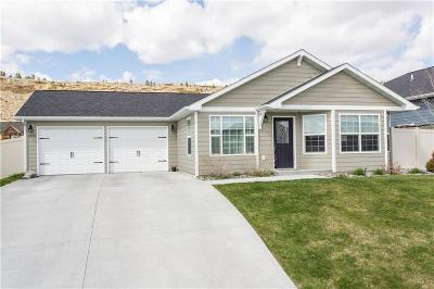 Billings Single Family Home For Sale: 3438 Lucky Penny Lane