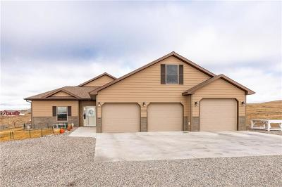 Billings Single Family Home For Sale: 7609 Wood Duck Circle