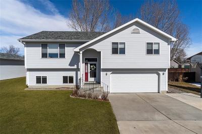 Laurel Single Family Home Contingency: 1241 Beartooth Drive