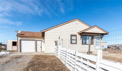 Billings MT Single Family Home For Sale: $125,000