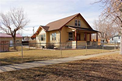 Single Family Home Contingency: 905 3rd Street W
