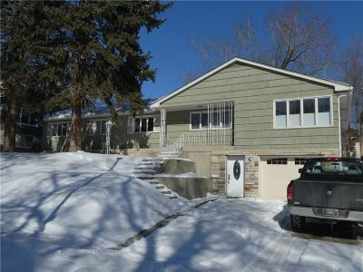 Billings Multi Family Home For Sale: 519 Ave C