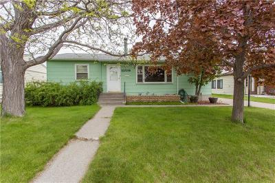 Billings Single Family Home For Sale: 1109 19th St W