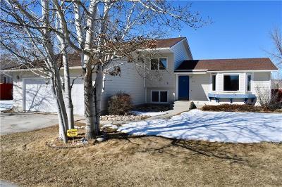Billings Single Family Home For Sale: 3415 Saint Johns Avenue