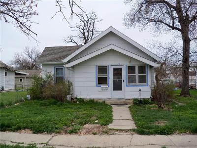 Laurel Single Family Home For Sale: 15 & 15 1/2 Idaho Ave