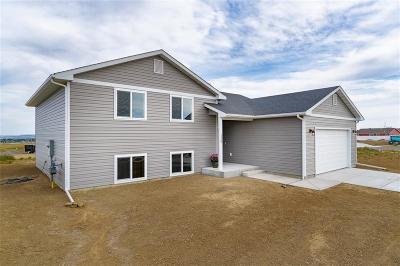 Yellowstone County Single Family Home For Sale: 1510 Topanga Avenue