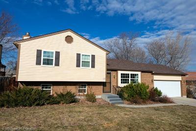 Yellowstone County Single Family Home Contingency: 710 Garnet Avenue